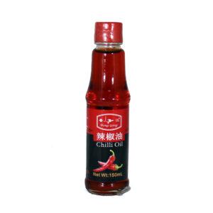 HONG GONG CHILLI OIL 150ML