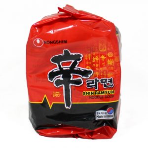 NONG SHIM SHIN RAMEN 5P