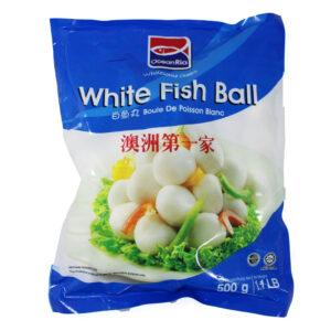 OCEANRIA WHITE FISHBALL 500G