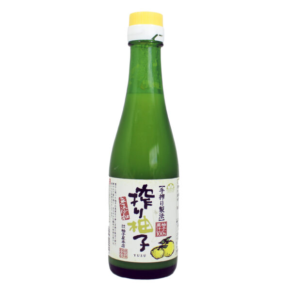 YUZUYA SHIBORI YUZU JUICE 200ML